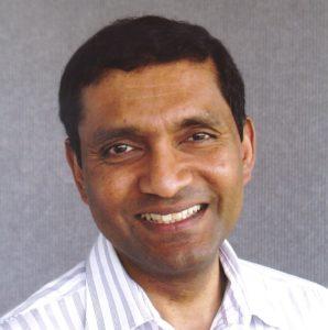 Kumar Wickramasinghe headshot