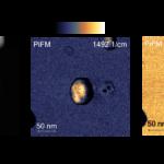 pifm,pifir,residue,nanoscale defect,defects